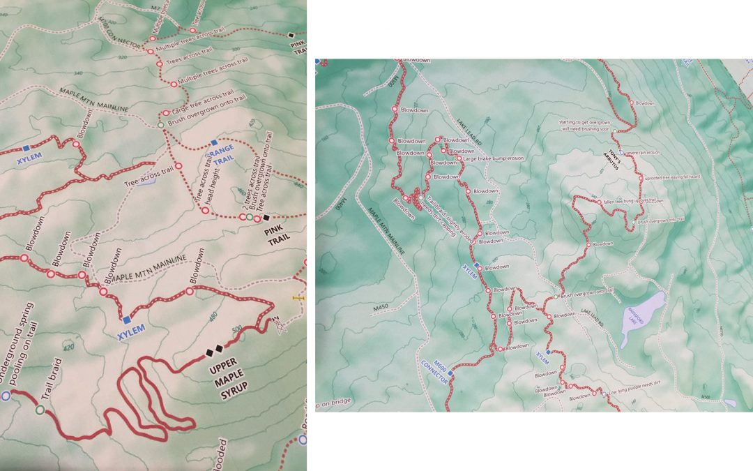 Maple Mountain Trails Update