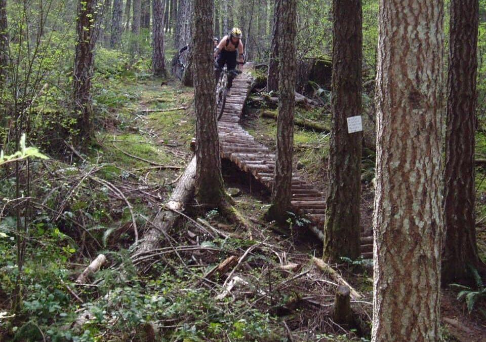 Maintenance Trail